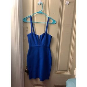 Celebrity Styles Danielle Bandage Bodycon Dress